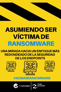Ebook | Asumiendo ser víctima de Ransomware