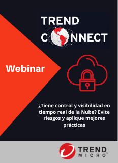 Webinar  On Demand | ¿Tienes control y visibilidad en tiempo real de la Nube?