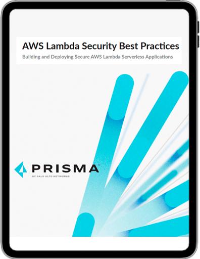 Mejores prácticas de seguridad en AWS Lambda con Prisma