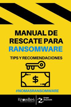 manual de rescate para Ransomware